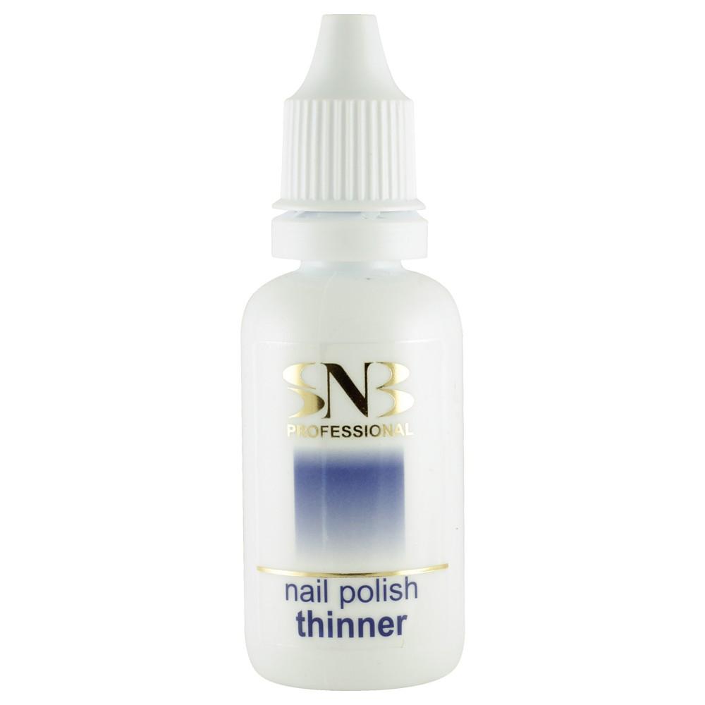 SNB Nail Thinner- Solutie pentru diluarea lacului de unghii