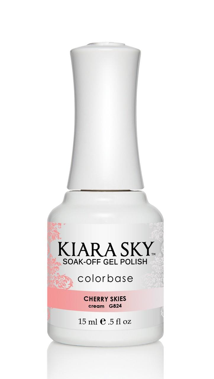 Kiara Sky Lac semi-permanent OMBRE Cherry Skies