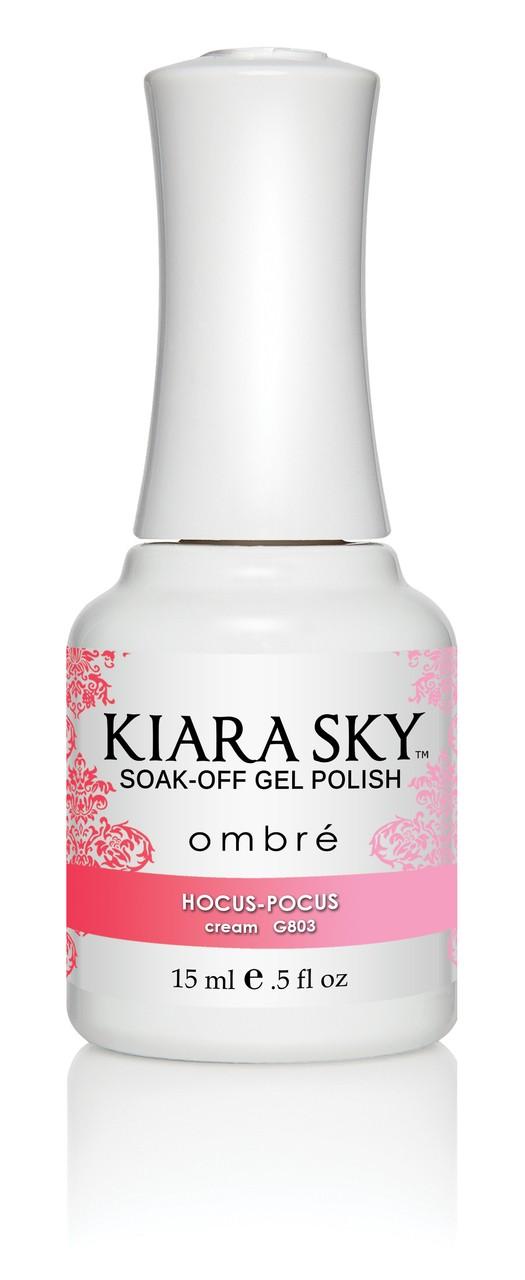 Kiara Sky Lac semi-permanent OMBRE Hocus Pocus