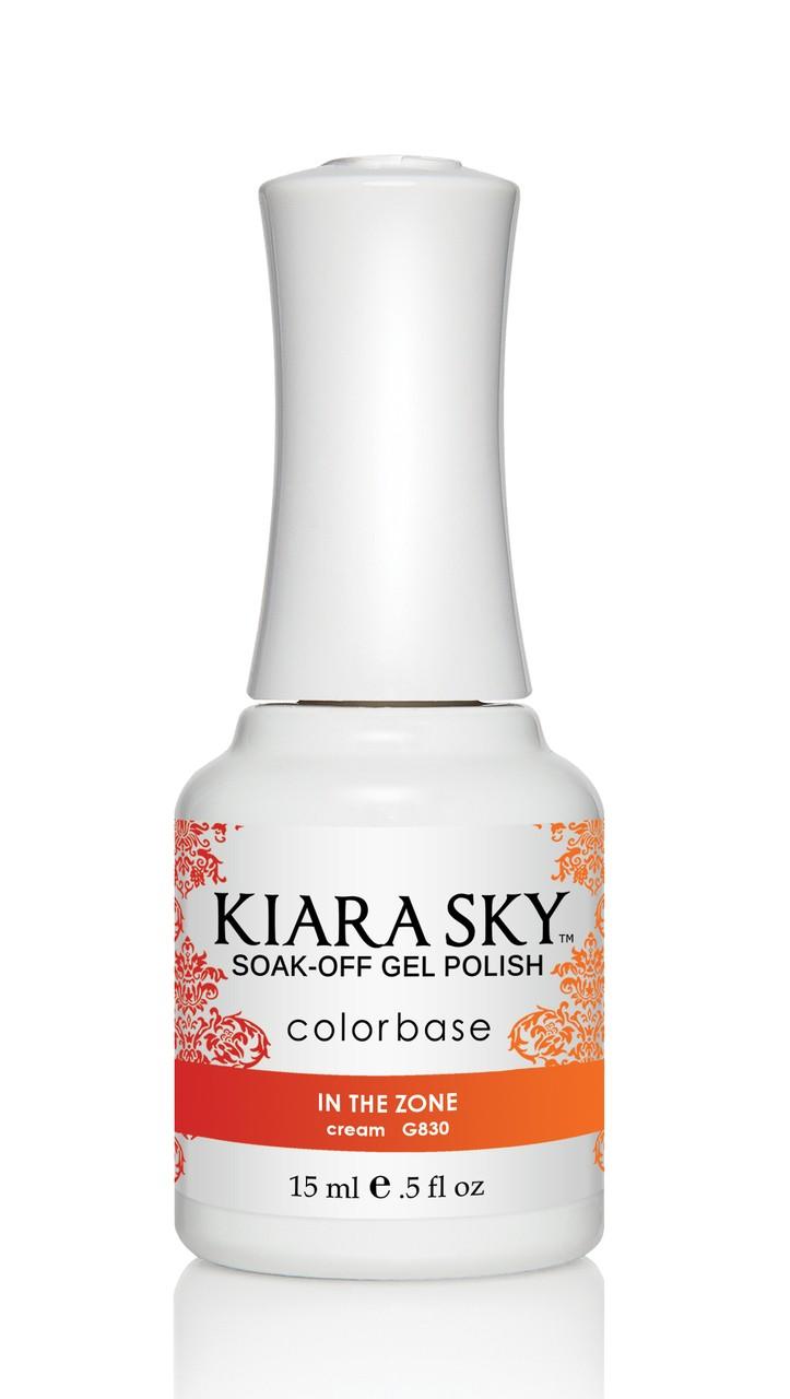 Kiara Sky Lac semi-permanent OMBRE In The Zone