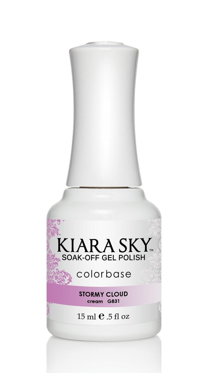 Kiara Sky Lac semi-permanent OMBRE Stormy Cloud