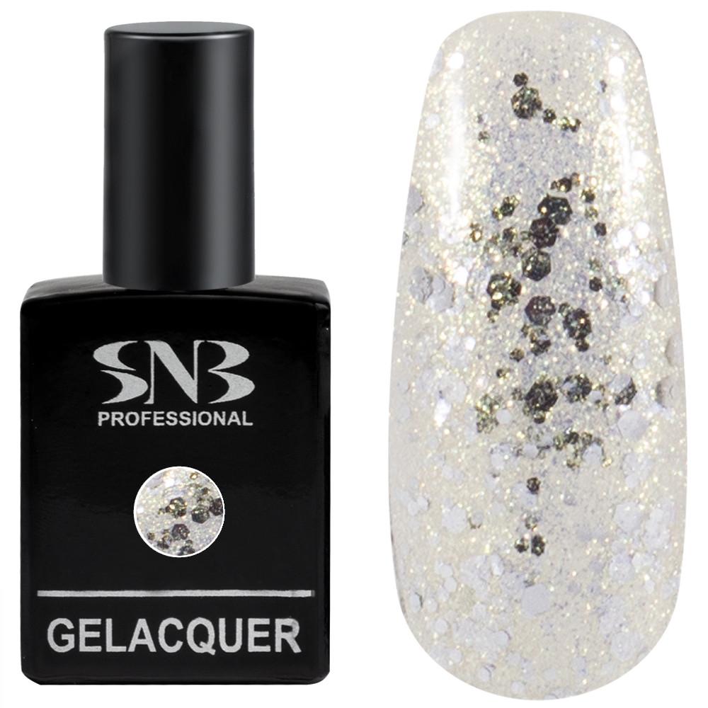 SNB Lac semipermanent 14 Silver Foil