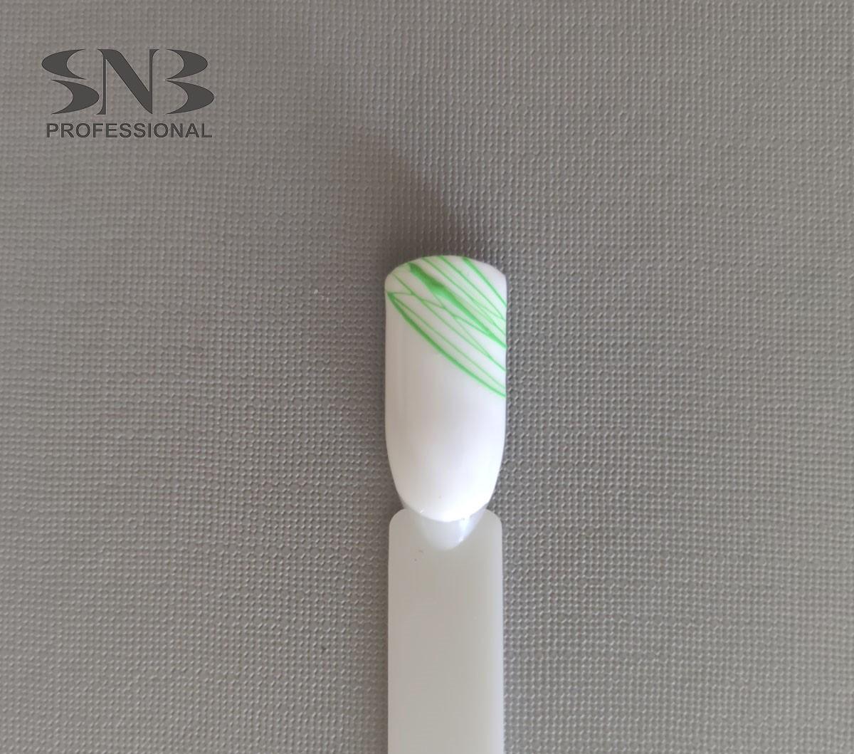 Spider Gel Green Apple- Verde 5 ml