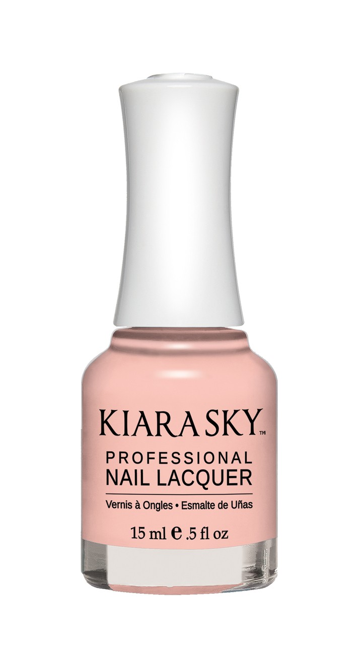Kiara Sky Lac de unghii Tickled Pink- Roz