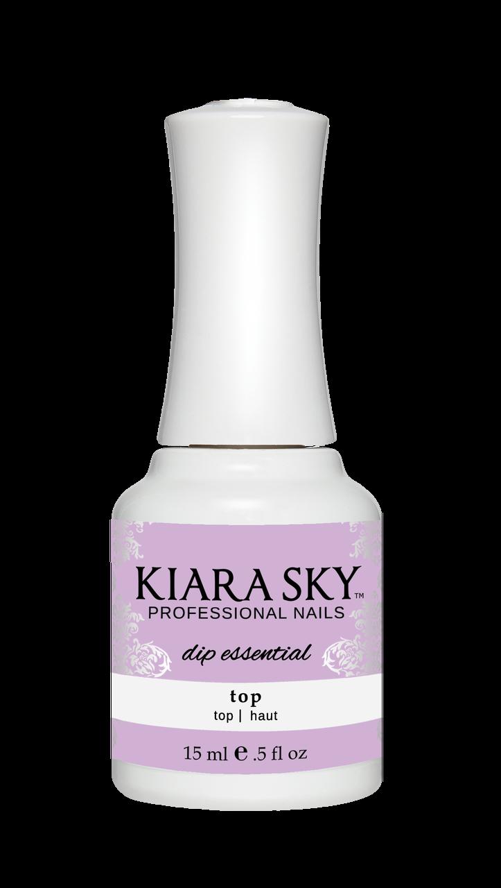 Kiara Sky Top Coat Dip Powder