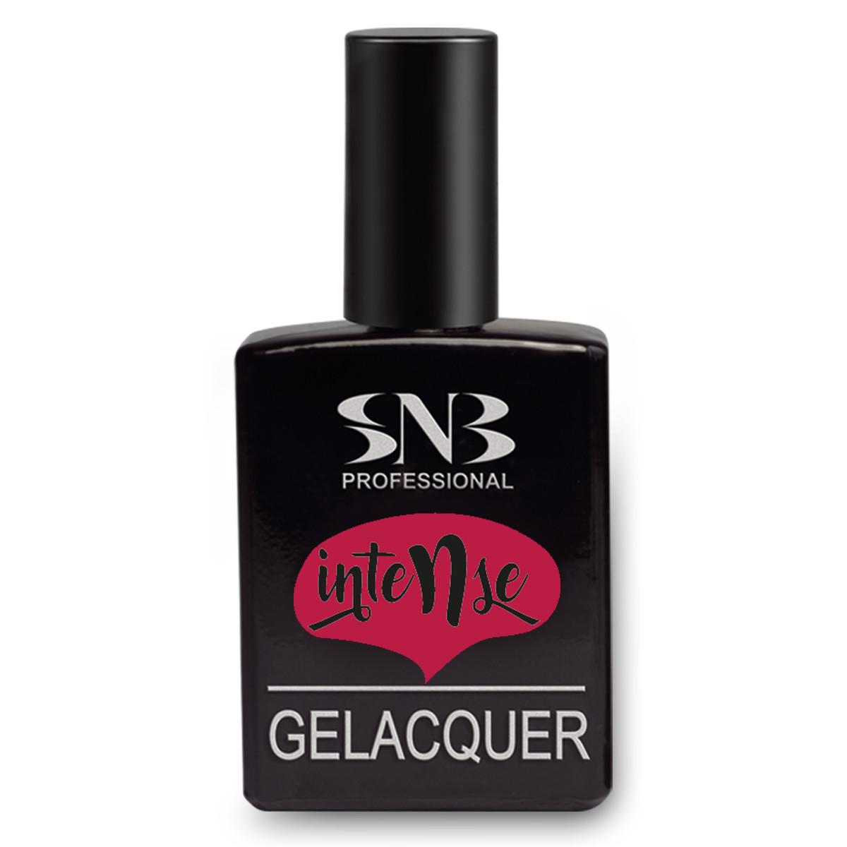SNB Lac semipermanent GLI14  Intense Trandafiriu
