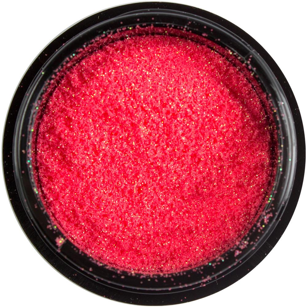 SNB Micro Glitter Aqua Poppy Red