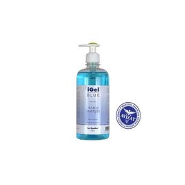 Ekomax iGel Blue- Gel alcoolic igienizant pentru curatarea mainilor