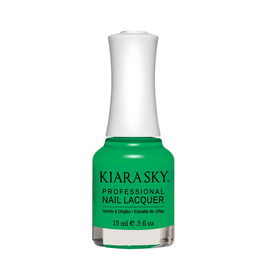 Kiara Sky Lac de unghii Green With Envy- Verde