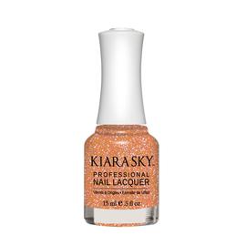 Kiara Sky Lac de unghii Koral Kicks- Glitter