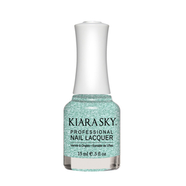 Kiara Sky Lac de unghii Your Majesty- Glitter