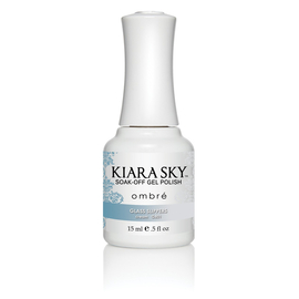 Kiara Sky Lac semi-permanent OMBRE Glass Slippers