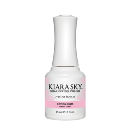 Kiara Sky Lac semipermanent -Cotton Kisses- Roz