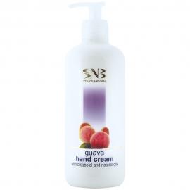 SNB Crema pentru maini cu aroma de guava