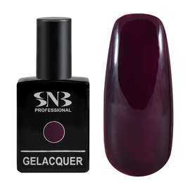 SNB Gelacquer Lac semipermanent 03 Grena
