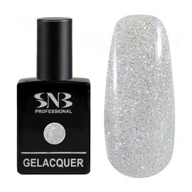 SNB Lac semipermanent 01 Glitter Silver