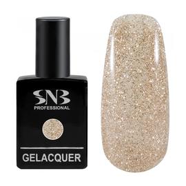 SNB Lac semipermanent 02 Glitter Gold