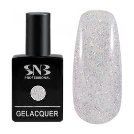 SNB Gelacquer Lac semipermanent 064 Glitter