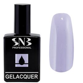 SNB Gelacquer Lac semipermanent 206- Lila Pastel