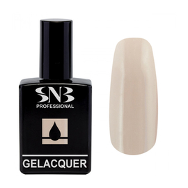 SNB Gelacquer Lac semipermanent 209- Nude Pastel