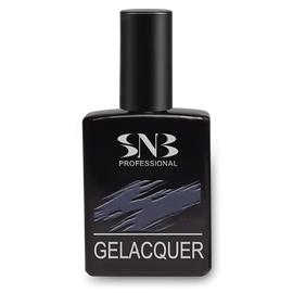 SNB Gelacquer Lac semipermanent GLD005 - Gri