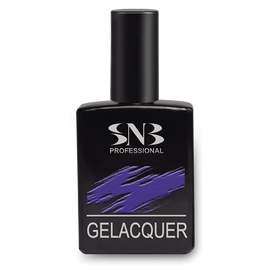 SNB Gelacquer Lac semipermanent GLD006- Mov