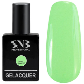 SNB Lac semipermanent Allegra 161 - In Shot Verde