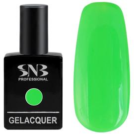 SNB Lac semipermanent Annette 102 Verde Neon