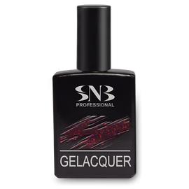 SNB Lac semipermanent GLD002- Grena cu Sclipici