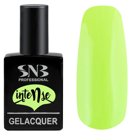 SNB Lac semipermanent GLI26- Verde Neon
