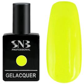 SNB Lac semipermanent Valeriya 103 Galben Neon