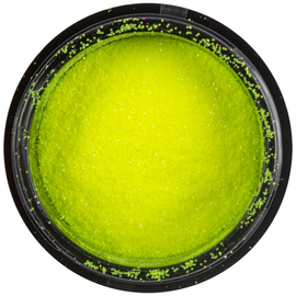SNB Micro Glitter Aqua Neon Yellow