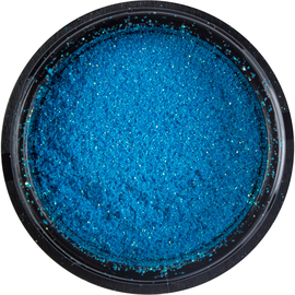 SNB Micro Glitter Aqua Ocean Blue